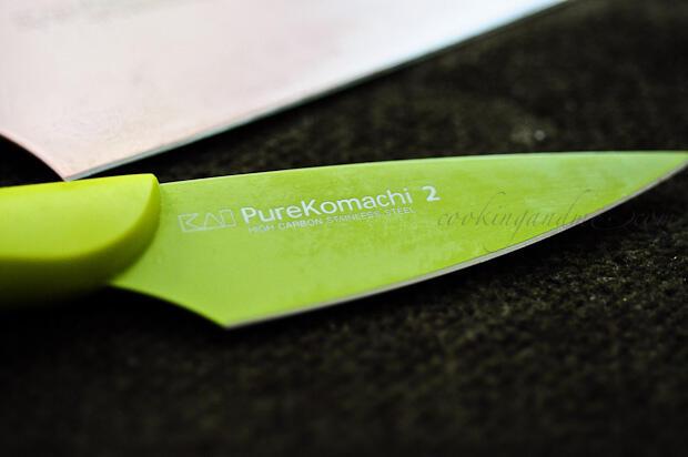 Pure Komachi Knives Review