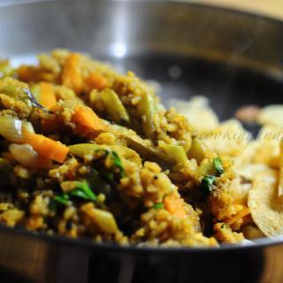 Sambar Sadam Recipe | Sambar Rice Recipe (Rice Cooker Recipes)