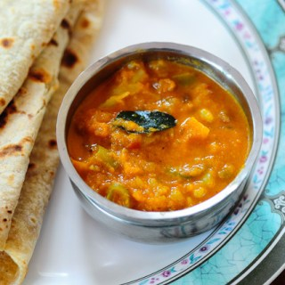 Mixed Vegetable Curry, Chettinad Vegetable Curry Recipe