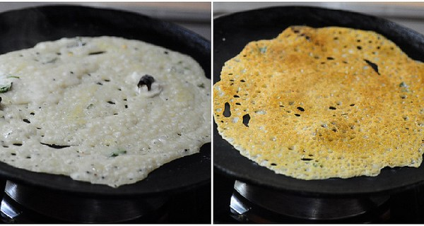 Instant Wheat Dosa Recipe-Godhuma Dosa Recipe