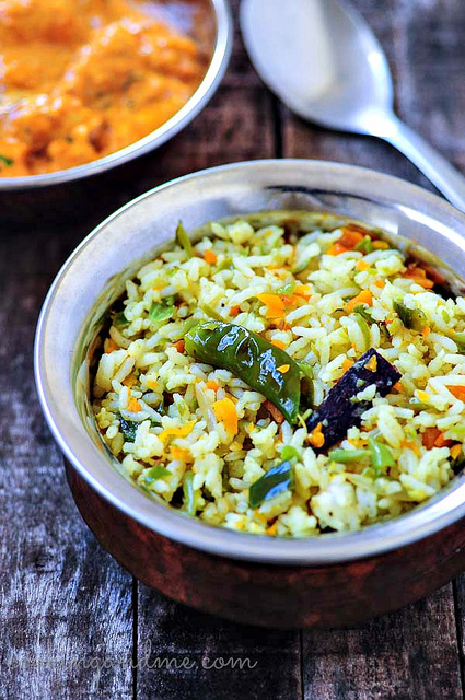 vegetable pulao recipe, how to make veg pulao