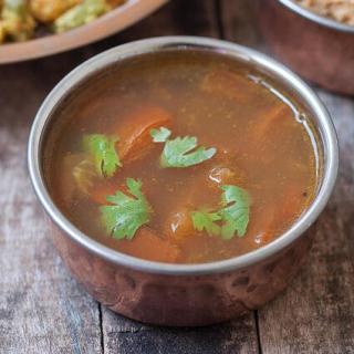 Instant Tomato Rasam Recipe – Easy South Indian Tomato Rasam