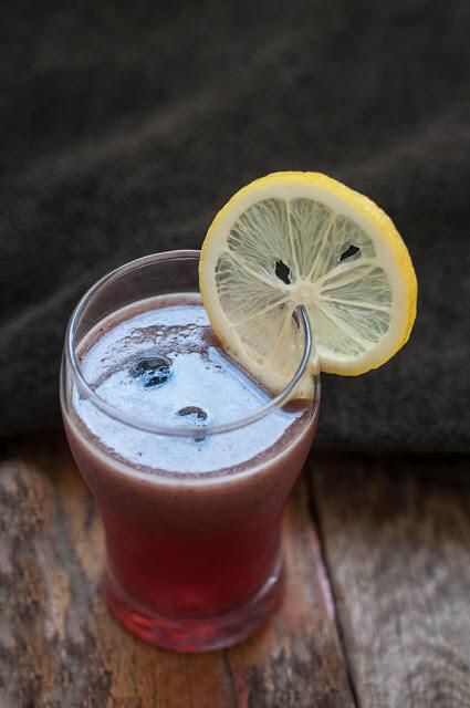 Blueberry Lemonade Recipe