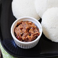 Onion Chutney Recipe