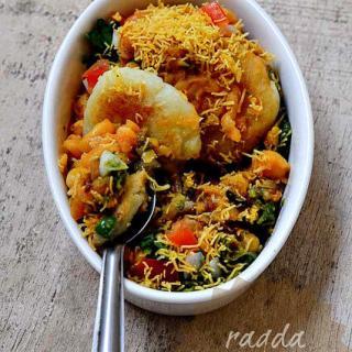 Ragda Patties Recipe – How to Make Ragda Pattice, A Popular Indian Chaat Recipe