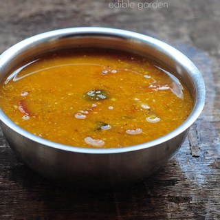 Mysore Rasam Recipe – South Indian Recipe for Rasam with Coconut