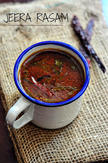 Cumin Rasam Recipe - Jeera Rasam Recipe with Pepper