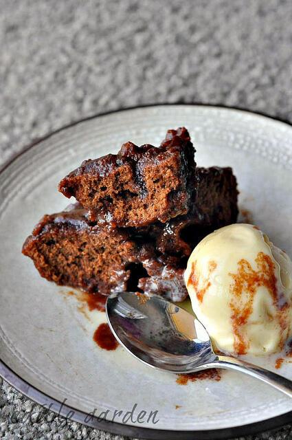 microwave chocolate cake recipe-make cake in a microwave-15