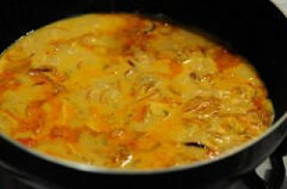 easy chicken curry recipe with coconut milk-8