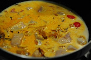 easy chicken curry recipe with coconut milk-6
