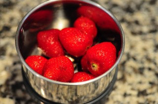 eggless strawberry mousse-easy valentines day recipes