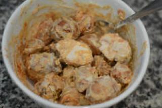 mushroom tikka-mushroom tikka recipe-3
