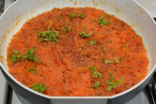 south indian tomato chutney (no onion no garlic)-10