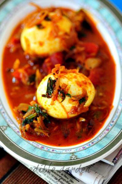 Kerala egg roast mutta roast recipe