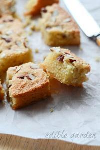 flourless almond coconut cake recipe