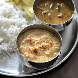 Moong Dal Thogayal, Moong Dal Chutney Recipe