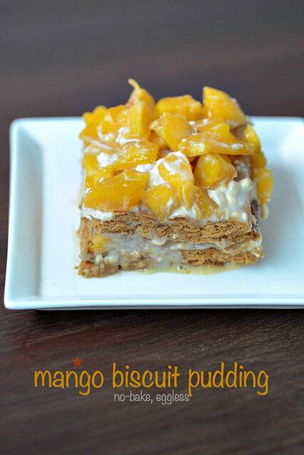 recipe: mango dessert recipe no bake [9]