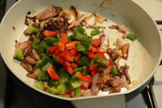 chana capsicum curry recipe-2-3