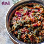 beetroot leaves dal recipe