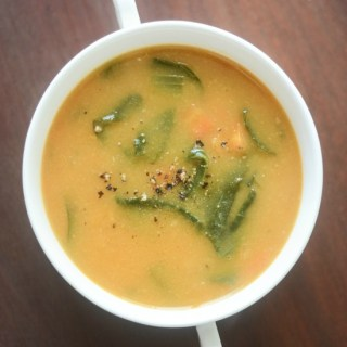 Dal vegetable soup, lentil vegetable soup recipe
