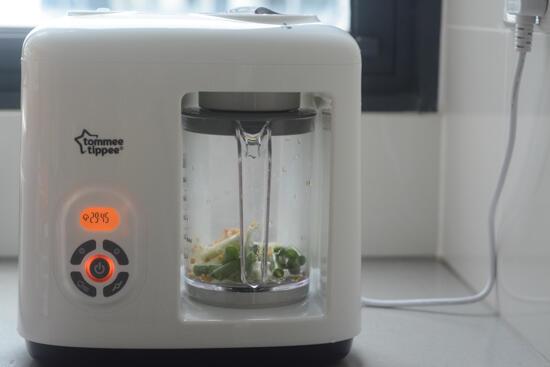 Tommee Tippee Baby Food Steamer Blender Review Edible Garden