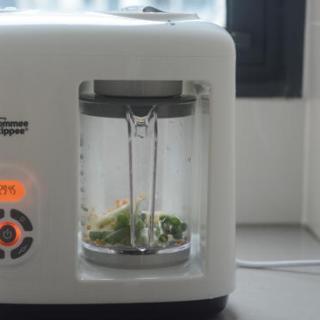 Tommee Tippee Baby Food Steamer Blender Review