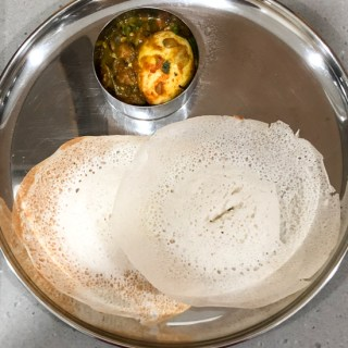 Appam recipe with rice flour