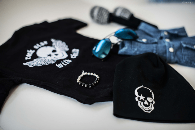 RSB Wild child Outfitkombi mit Accessoires: Junior Ray Ban & Rony del mar Arbmand