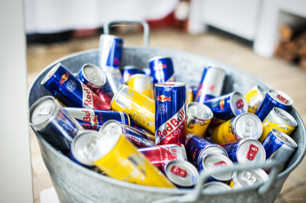 Verlieh der Party Flügel: Red Bull & Red Bull Cola
