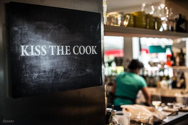 Küche in der Kochwerkstatt