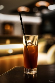 Drink an der Bar