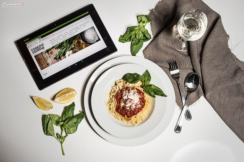 Schnell & unkompliziert: Pasta mit Olivensauce