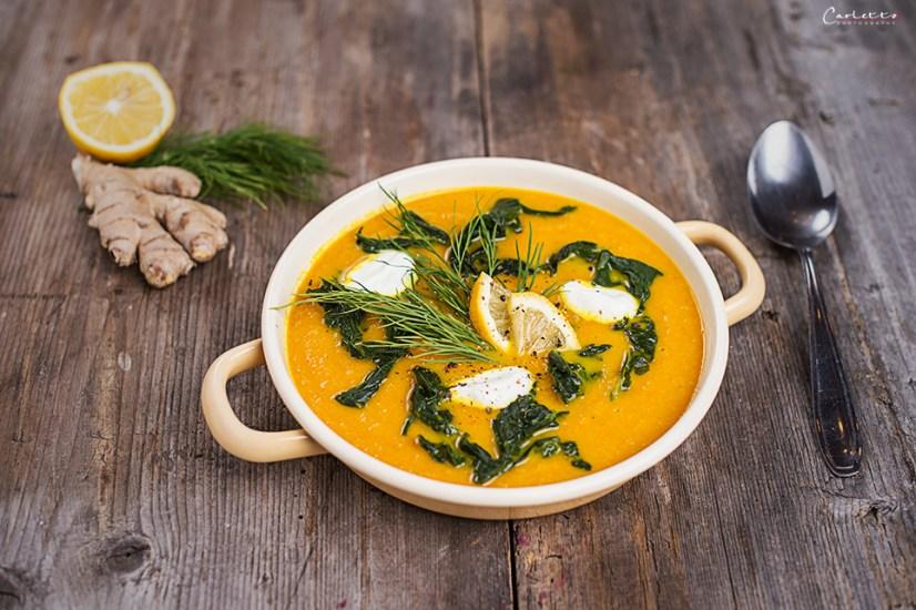 Kurkuma Suppe