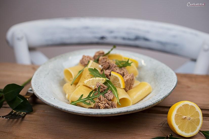 pasta thunfisch zitrone