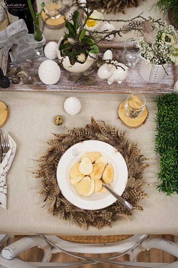 Ostern in Naturtönen
