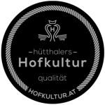 Hütthalers Hofkultur Logo