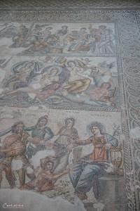 Zypern Archaeologischer Park Pafos