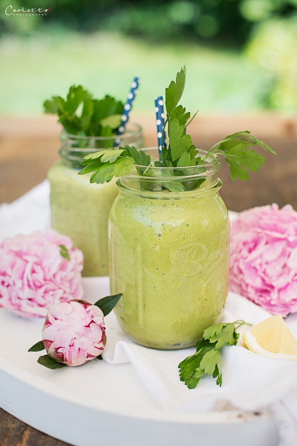 Detox Sommer Tee Smoothie