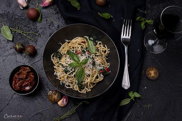 Spinat Spaghetti_1419