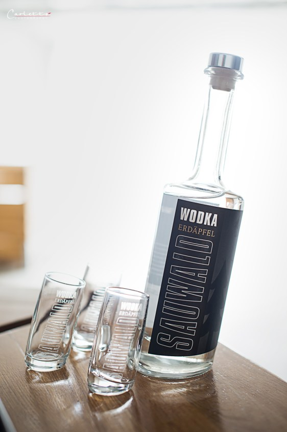 Sauwald Wodka Martin Paminger
