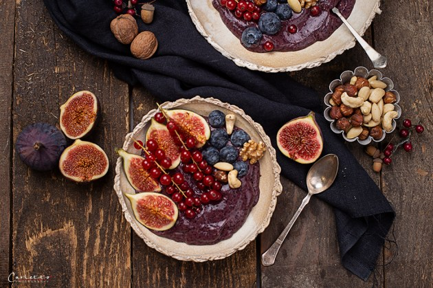 dunkle Smoothie Bowl