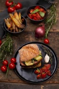 Leberkäse Burger