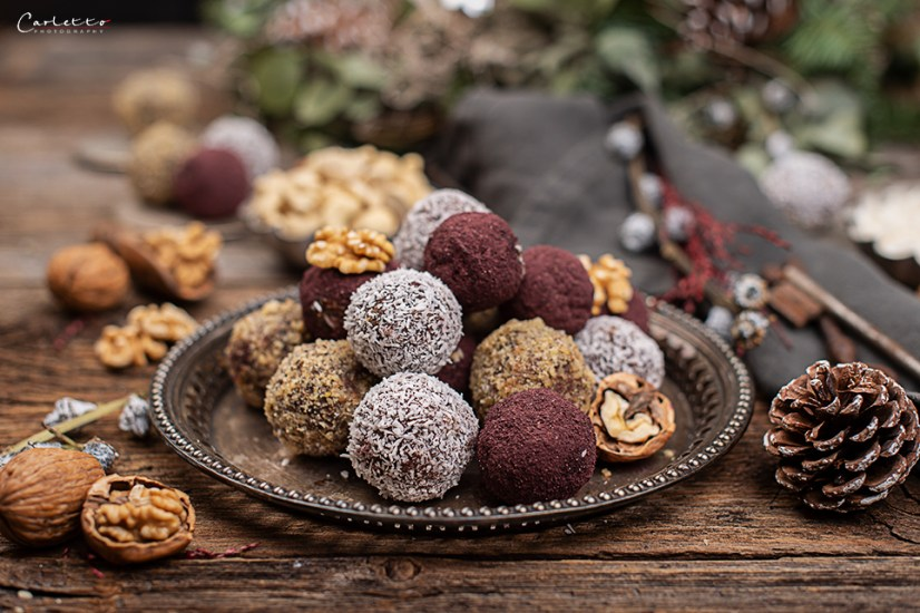 Energie Balls, Super Food Kugeln