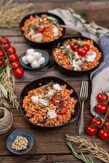 Nudeln mit Tomaten Ricotta Sauce_0629