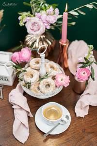 Mini Kaffee Donuts