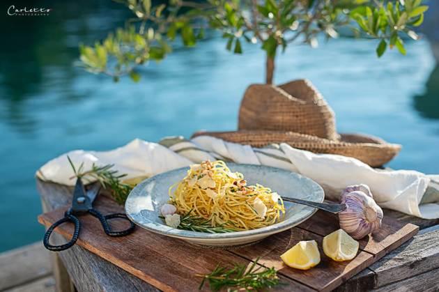 Spaghetti Aglio e Olio_8146