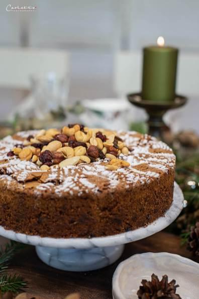 Kaffee Weihnachtsfrüchtekuchen_6226