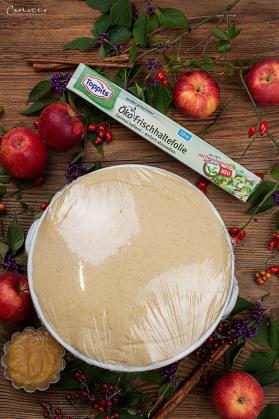 Germteigschnecken mit Apfel Zimt Fülle_4024