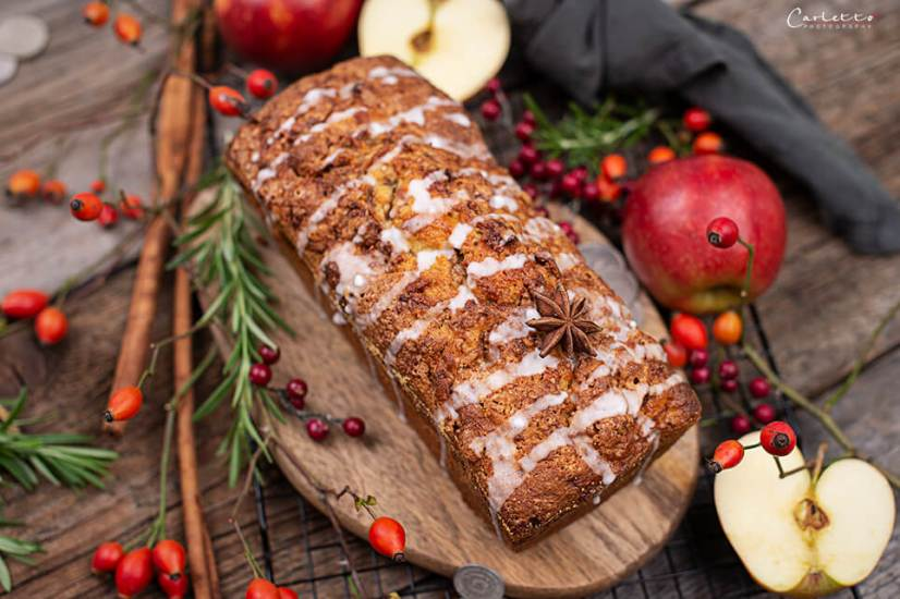Apfel Zimt Brot_8345