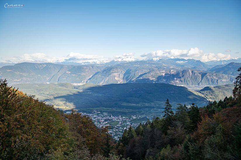 Südtirol Mendelpass und Kalterer See_1335